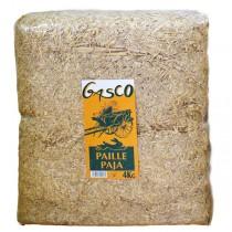 GASCO PAILLE 4 KG