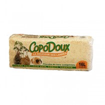 GASCO COPODOUX 16 L - Flocons de bois comprimés