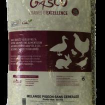 melange pigeon sans cereales 20kg