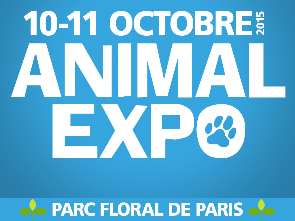 Annonce Animal Expo 2015