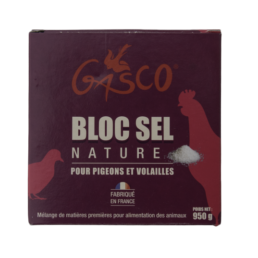 bloc sel nature 950g
