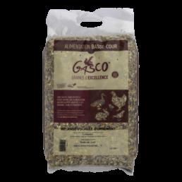 mélange volaille d'ornement alimentation pour volaille de la marque gasco
