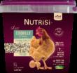 seau 5kg alimentation poule pondeuse gamme nutrisi marque gasco