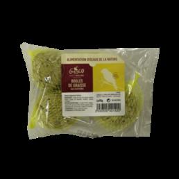 Boule de graisse arachides alimentation pour oiseau de la marque gasco