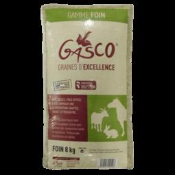 Foin 8 kg alimentation lapin de la marque gasco