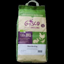 Maïs Bio alimentation basse-cour et oiseau de la marque gasco