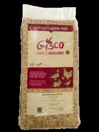mélange pigeon sport 20kg de la marque Gasco