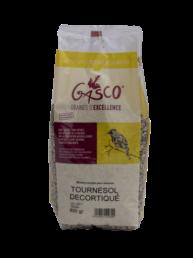 graine de tournesol décortiquées pour oiseaux 800g de la marque gasco