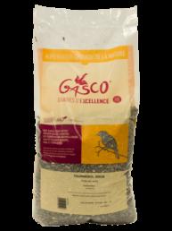tournesol gros 8kg aliment pour oiseaux de la marque gasco