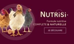visuel nutrisi alimentation pour poule de la marque gasco