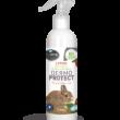 Lotion protectrice bio pour la peau des rongeurs