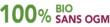 Granulés GASCO sans ogm et 100% bio