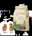 Granulés bio - alimentation complète pour poule